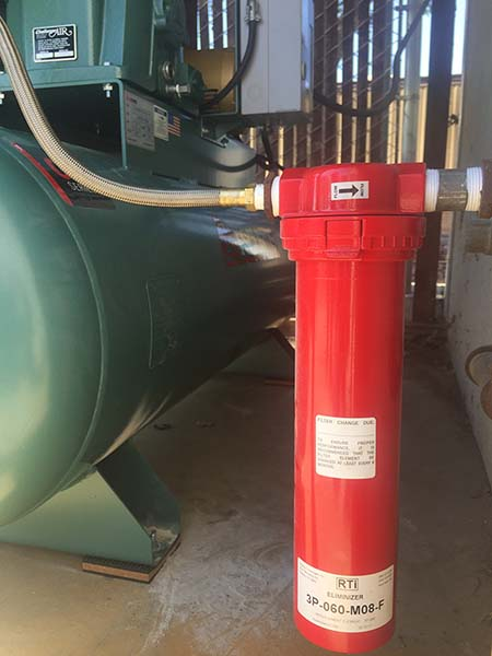 Air Compressor Filter Dryer >> Air Compressors Projects Past Jobs Nb Sales And Services