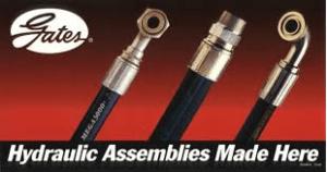 Gates hydraulic hose rubber part