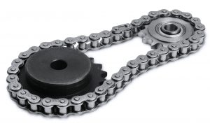 air compressor chain and sprockets