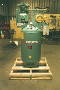 FS Curtis Air Compressor at NB-Sales in Bakersfield CA