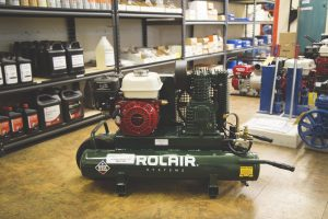NB Sales and Services Bakersfield Rolair Air Compressor Sales