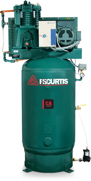 FS-Curtis Reciprocating air compressor