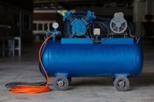 blue air compressor - troubleshooting air compressor issues